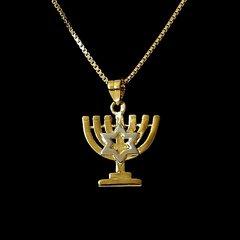 Goud Verguld Menorah