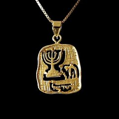 Goud Verguld diverse Messiaans & Joods