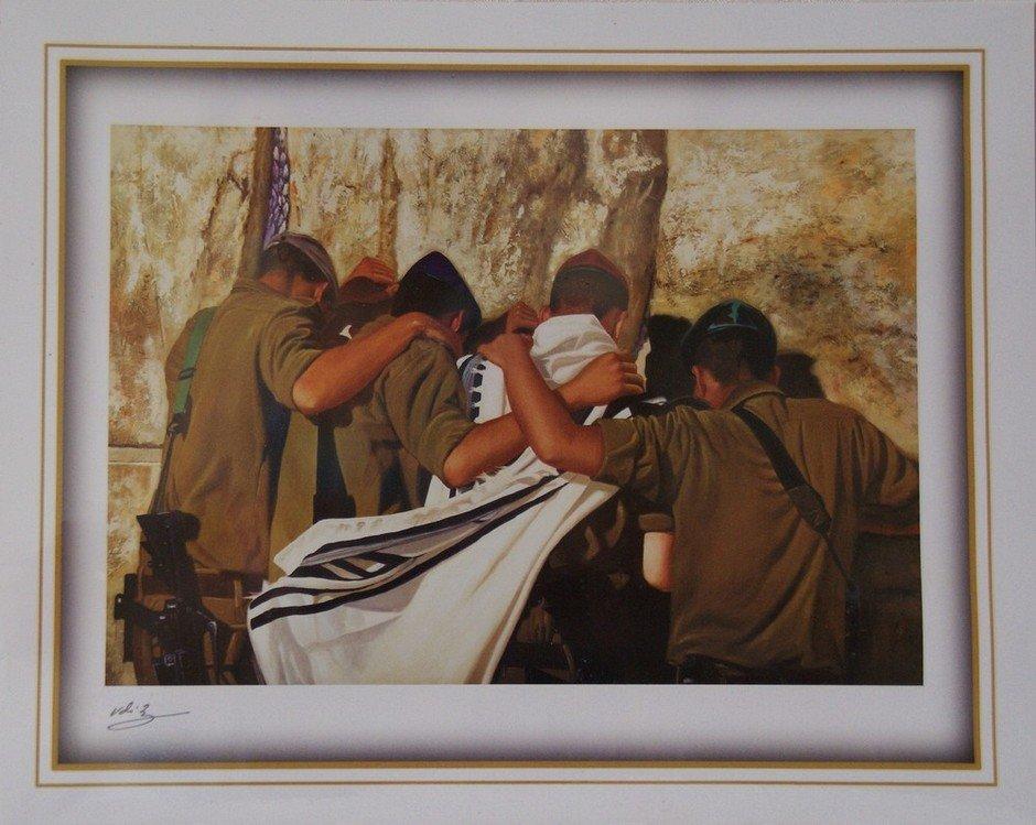 Kleine-reproducties-van-Joodse-taferelen-en-zegeningen