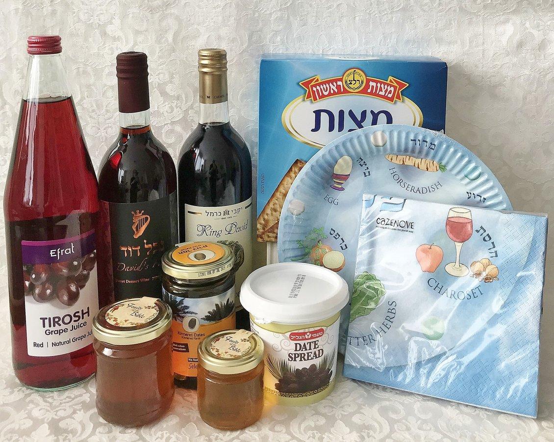 Koshere-Levensmiddelen-voor-Pesach