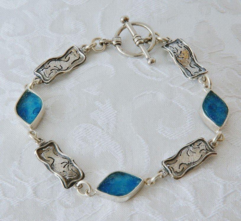 Armbanden-met-Romeins-Glas