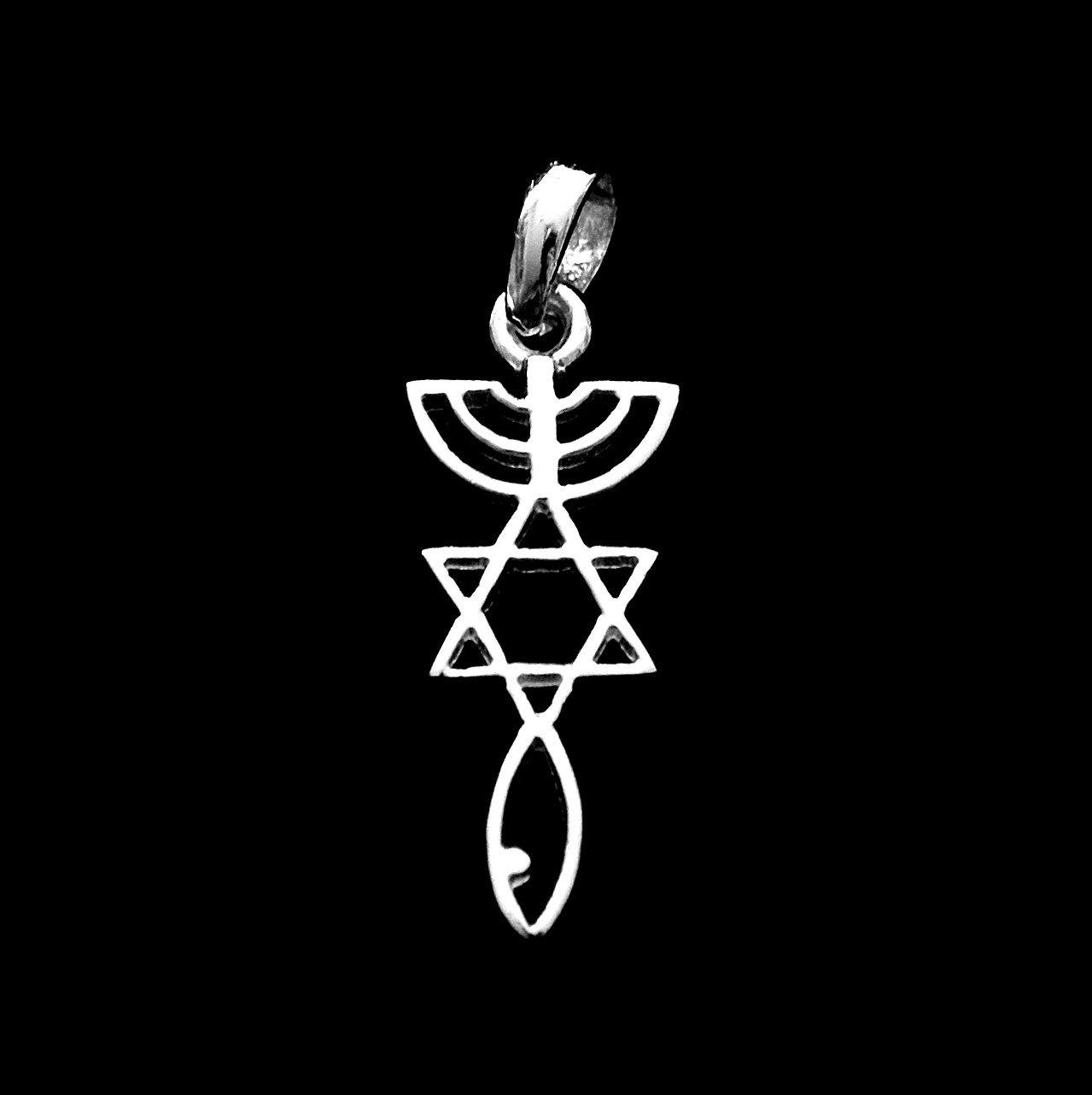Zilver-diverse-Messiaans-&-Joods