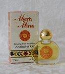 Zalfolie uit Israël: Myrrh (Myrre)