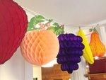 Voorbeeldfoto van 3D vruchten