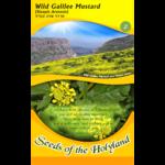 Bijbelse zaadjes uit Israel: Bijbels Mosterdzaad