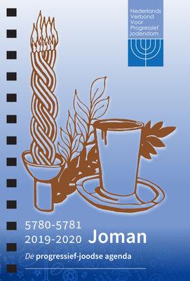 Joman 5780-5781, de progressief liberaal Joodse agenda voor het jaar 5780-5781 (2019-2020)