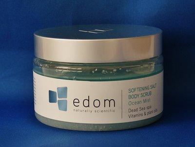 Edom Dode Zee body scrub Ocean Mist