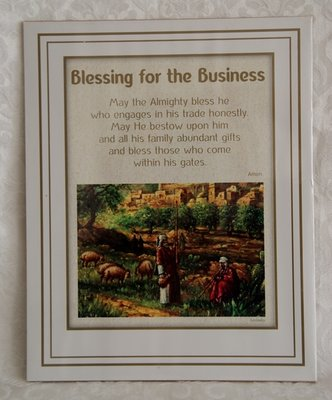 Reproductie: Blessing for the Business.