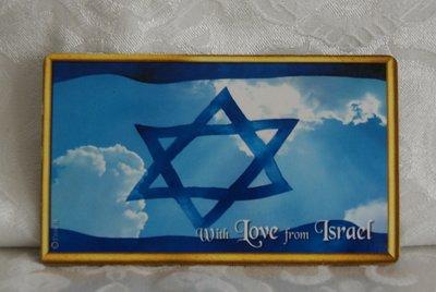 Israel magneet Davidster