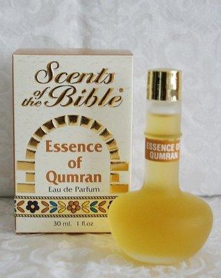 Eau de Parfum uit het Land van de Bijbel: Essence of Qumran