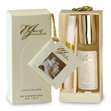 Parfum Essence of Jerusalem flesje van 30 ml in cadeauverpakking