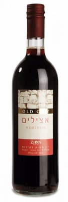 Zion Noblesse (kosher) Shabbatswijn Avondmaalswijn