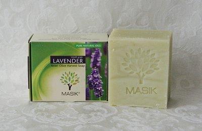 Handgemaakte zeep, Olijfolie met Lavendelgeur