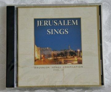 CD Jerusalem Sings.