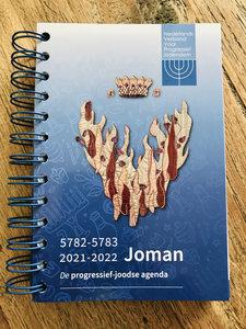 Joman 5782-5783, de progressief liberaal Joodse agenda voor het jaar 5782-5783 (2021-2022)