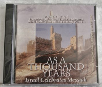 CD As A Thousand Years
