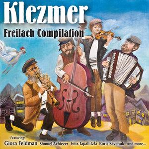 CD Klezmer, Instrumentale verzamel CD Vol. 3 van de Freilach Compilation