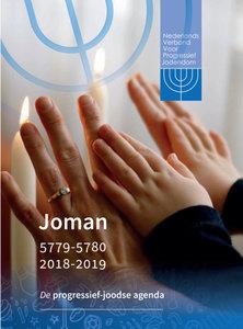 Joman 5779-5780, de progressief liberaal Joodse agenda voor het jaar 5779-5780 (2018-2019)