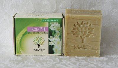 Handgemaakte zeep, Olijfolie met Jasmijngeur