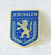 Reversspeld met het Jeruzalem Schild