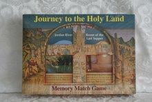 Memory spel reis door Israel