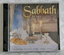 CD Shabbath songs