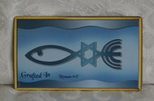 Israel magneet Messiaans Zegel