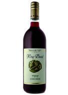 King David Concorde (kosher), zoete rode Kiddush / Avondmaalswijn van de Carmel Winery uit Israel